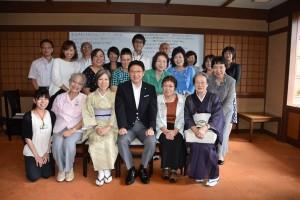 田辺市長と静岡支部①